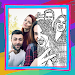 Photos to coloring book – create coloring pages