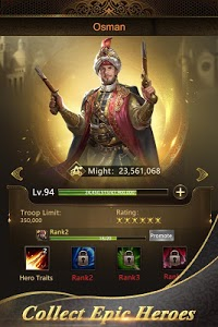 screenshot of Conquerors 2: Glory of Sultans version 1.3.1