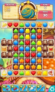 screenshot of Cookie Jam - Match 3 Games & Free Puzzle Game version Varies with device