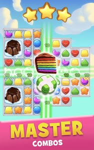 screenshot of Cookie Jam™ Match 3 Games | Connect 3 or More version 10.30.014