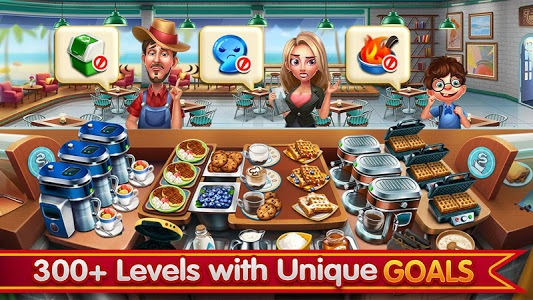 screenshot of Cooking City-chef' s crazy cooking game version 1.16.3973