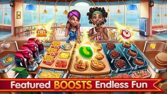 screenshot of Cooking City-chef' s crazy cooking game version 1.15.3961