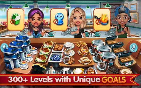 screenshot of Cooking City - chef & restaurant game version 1.08.3961