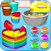 Download Cooking colorful cake 3.0.2 APK