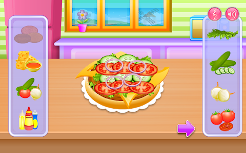screenshot of Cooking in the Kitchen version 1.1.1
