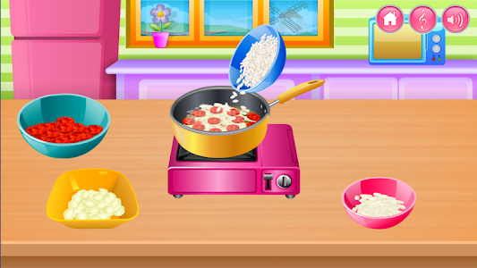 screenshot of Cooking in the Kitchen - Baking games for girls version 1.1.72