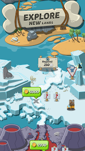 screenshot of Crazy Dino Park version 1.31