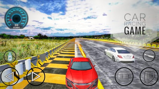 screenshot of Crazy Road Race 3D (High Graphic Game) version 2.3