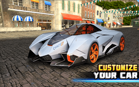 screenshot of Crazy for Speed 2 version 2.7.3935