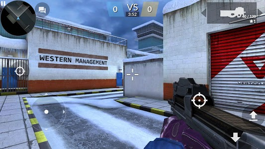 screenshot of Critical Strike CS: Counter Terrorist Online FPS version 9.23