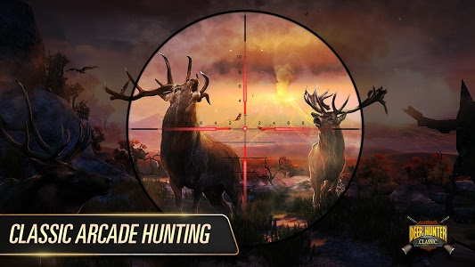 screenshot of DEER HUNTER CLASSIC version 3.14.0