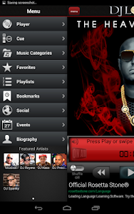 screenshot of DJ Lobo version 3.3.10