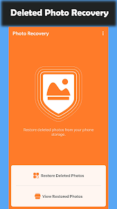 screenshot of Deleted Photo Recovery - Restore Deleted Photos version 1.1.0