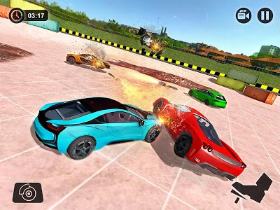 screenshot of Derby Car Crash Stunts version 1.9
