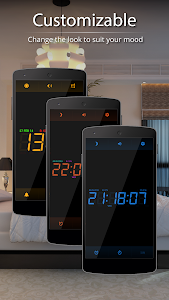 screenshot of Digital Alarm Clock version 10.4