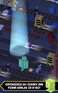 screenshot of Disney Crossy Road version 3.252.18441