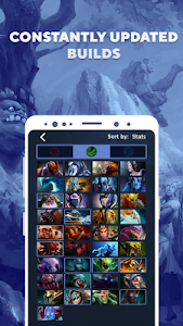 screenshot of Doter's assistant for Dota 2 version 1.9.4