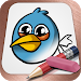Drawing Lessons Angry Birds