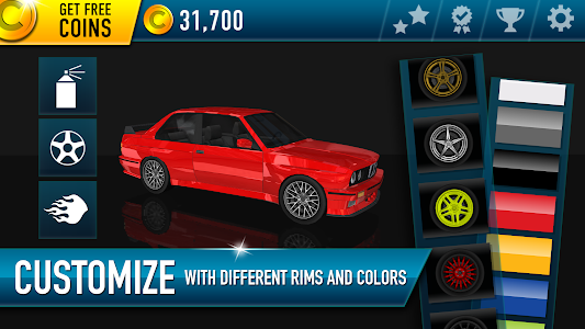 screenshot of Drift Max version 4.8
