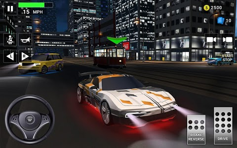 screenshot of Driving Academy 2: Car Games & Driving School 2020 version 1.5