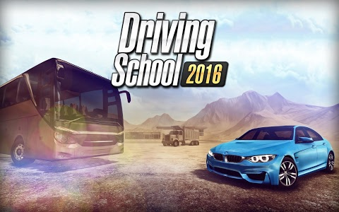 screenshot of Driving School 2016 version 2.2.0