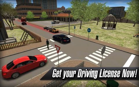 screenshot of Driving School 2016 version 1.5.0