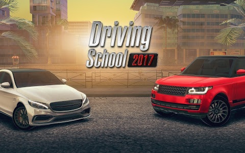 screenshot of Driving School 2017 version 2.1.0