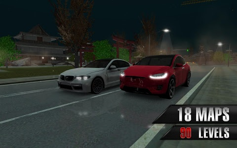 screenshot of Driving School 2017 version 1.4.0