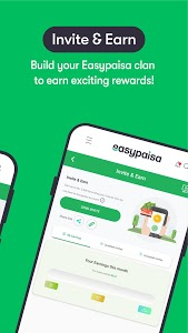 screenshot of Easypaisa - Mobile Load, Send Money & Pay Bills version Varies with device