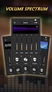 screenshot of Equalizer Pro - Volume Booster & Bass Booster version 1.0.16
