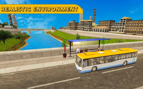 screenshot of Extreme Coach Bus Simulator version 1.8
