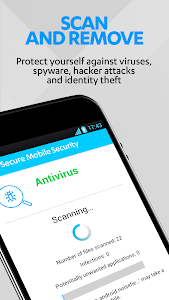 screenshot of F-Secure Mobile Security version 17.6.0114373