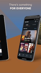 screenshot of FandangoNOW   Movies & TV version Varies with device