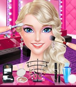 screenshot of Fashion Doctor:Celebrity Salon version 1.6