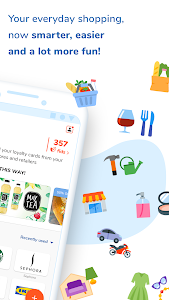 screenshot of FidMe Loyalty Cards & Deals at Grocery Supermarket version 7.0.7