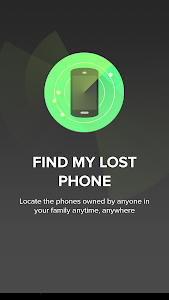 screenshot of Find My Phone version 18.5.0