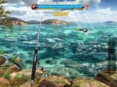 screenshot of Fishing Clash: Catching Fish Game. Bass Hunting 3D version 1.0.55