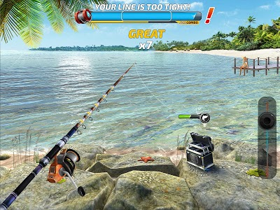 screenshot of Fishing Clash: Catching Fish Game. Bass Hunting 3D version 1.0.66