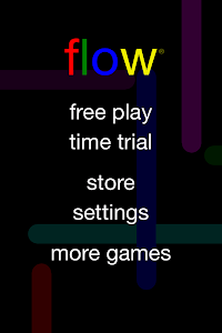 screenshot of Flow Free version 4.3
