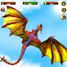 Flying Dragon City Attack