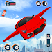 Flying Car Games 2020- Drive Robot Car Shooting