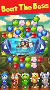 screenshot of Forest Rescue: Match 3 Puzzle version 14.0.11