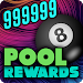 Download Free Daily Gift Code For 8 Ball Pool Coins an Cash 1.1 APK