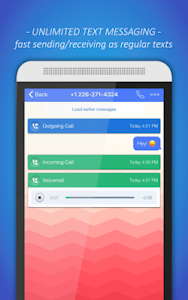 screenshot of Free Text Now - Messaging And Texting App version 1.0