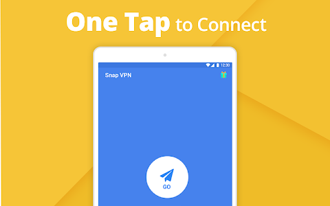 screenshot of Snap VPN - Unlimited Free & Super Fast VPN Proxy version 3.4.0