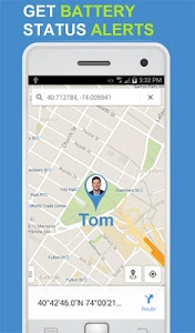 screenshot of Phone Tracker : Family Locator version 4.88