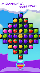 screenshot of Fruit Mania version 3.0