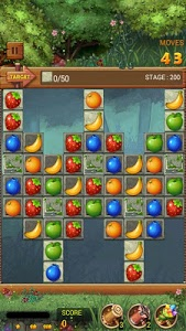 screenshot of Fruits Forest : Rainbow Apple version 1.2.7