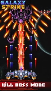 screenshot of Galaxy Shooter : Space Shooter version 2.3
