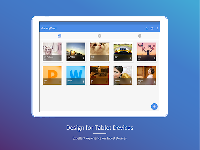 screenshot of Gallery Vault - Hide Pictures And Videos version 3.13.1